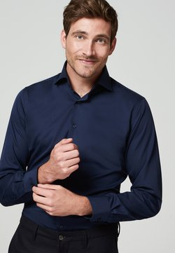 MICHAELIS - SLIM FIT - Businesshemd - navy