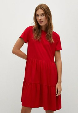 Mango - SHARONA1-H - Freizeitkleid - red