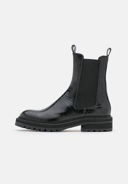 Billi Bi - Platform ankle boots - black monterrey
