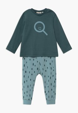 Sanetta - BABY SET - Pyjama - petrol