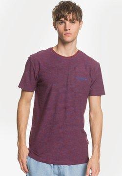 Quiksilver - KENTIN - T-Shirt print - apple butter kentin