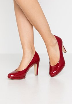 Gabor - High Heel Pumps - cherry