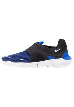 Nike Performance - FREE RN FLYKNIT 3.0 - Laufschuh Natural running - racer blue/white/black