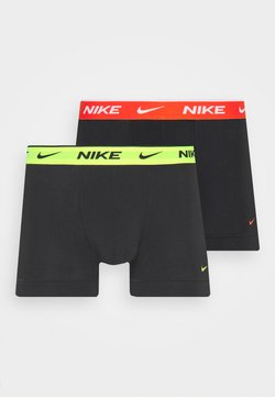 Nike Underwear - TRUNK 2PK COTTON STRETCH - Shorty - black