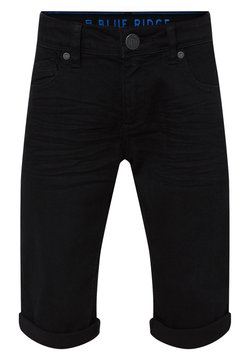 WE Fashion - Jeansshort - black
