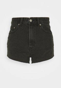 Dr.Denim Petite - SKYE - Shorts vaqueros - charcoal black