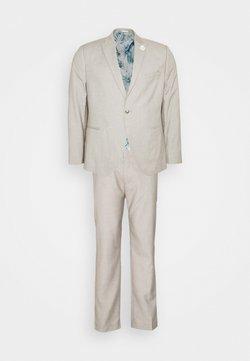 Isaac Dewhirst - WEDDING SUIT - Costume - beige