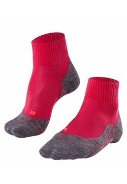 FALKE - TK5 SHORT - Sportsocken - rose