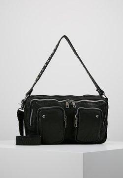 Núnoo - ALIMAKKA WASHED - Handtasche - black