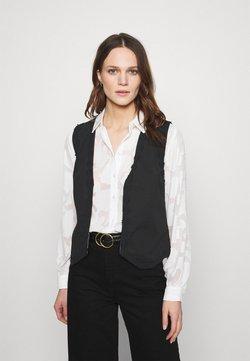 Fabienne Chapot - GILLIAN GILET - Weste - beige/black/brown