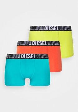 Diesel - 3 PACK - Panties - yellow/red/turquoise