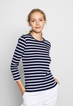 Polo Ralph Lauren - STRIPE - Langarmshirt - holiday navy