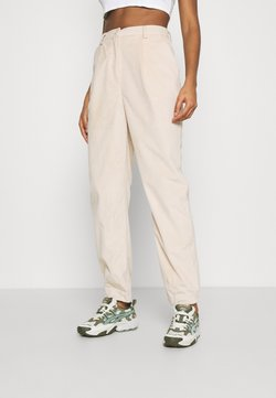NA-KD - NARROW HEM TROUSERS - Pantalon classique - light pink