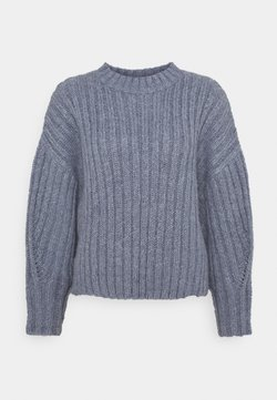 EDITED - TESS JUMPER - Pullover - blau