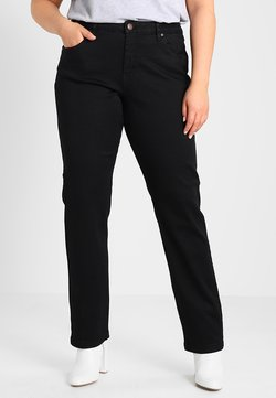 Zizzi - EMILY - Slim fit jeans - black