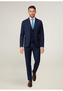 Mango - Veste de costume - dunkles marineblau