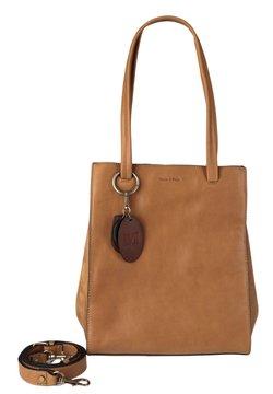 Marc O'Polo - DALA - Shopping Bag - camel