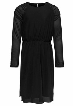 Kids ONLY - Freizeitkleid - black