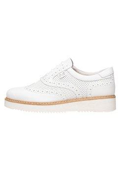 NeroGiardini - Chaussures à lacets - bianco