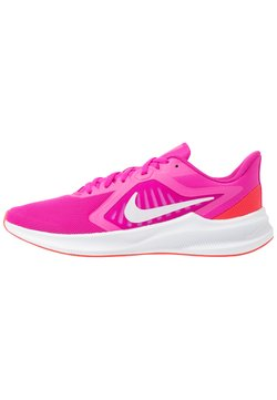 Nike Performance - Zapatillas de running neutras - fire pink/summit white/ember glow/white