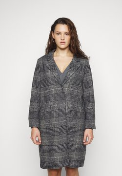 Cotton On Curve - MARTY LENGTH COAT - Classic coat - black