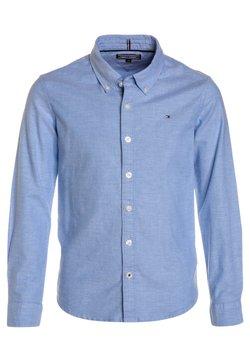 Tommy Hilfiger - BOYS OXFORD  - Shirt - blue