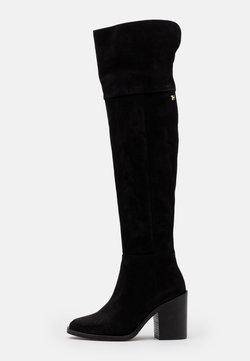 Tommy Hilfiger - MODERN BOOT - High heeled boots - black