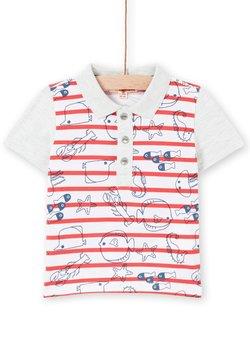 Du Pareil au Même - Poloshirt - off white