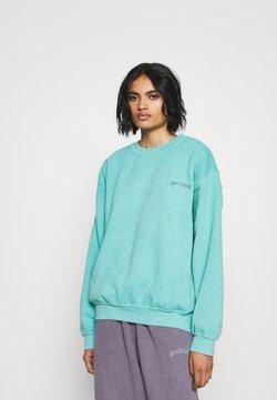 BDG Urban Outfitters - CREWNEWCK  - Bluza - turquoise