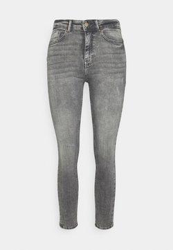 ONLY - ONLPAOLA - Jeans Skinny Fit - grey denim
