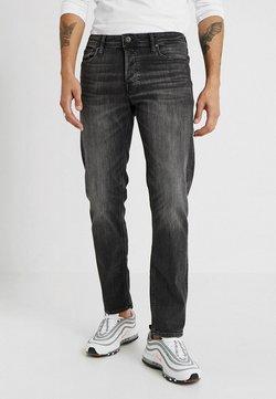 Jack & Jones - JJIMIKE JJORIGINAL - Straight leg jeans - black denim