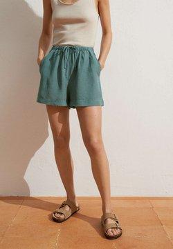 OYSHO - Short - green