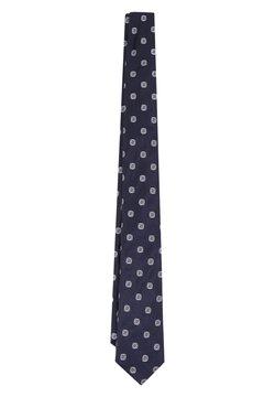 Scalpers - GEOMETRICAL - Krawatte - navy