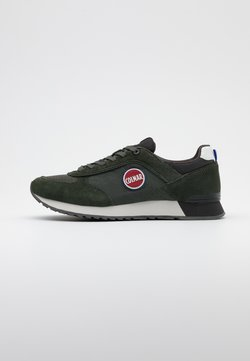 Colmar Originals - TRAVIS - Sneaker low - military green/dark grey