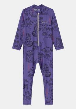 Mini Rodini - TIGERS UNISEX - Bañador - purple
