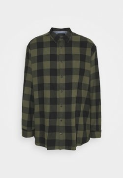 Jack & Jones - JJEGINGHAM - Hemd - dusty olive