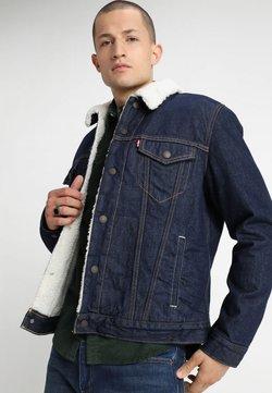 Levi's® - TYPE 3 SHERPA TRUCKER - Veste en jean - rockridge