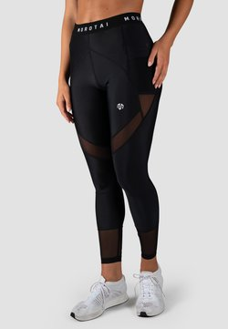 MOROTAI - SPORT MESH PERFORMANCE  - Tights - schwarz