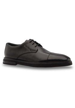 Strellson Premium - Stringate eleganti - black