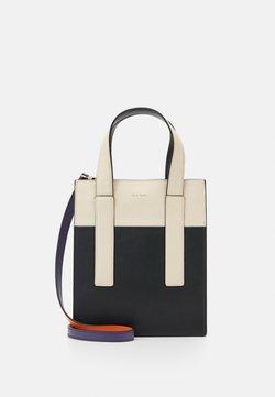 Paul Smith - WOMEN BAG MINI TOTE CON - Handtasche - slate