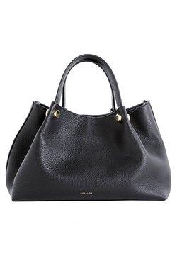 Uterqüe - KLEINER - Handtasche - black