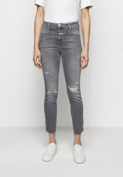 CLOSED - PUSHER - Jeans Skinny Fit - mid grey