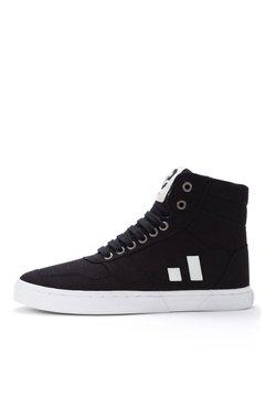 Ethletic - Sneaker high - jet black