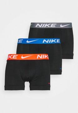 Nike Underwear - TRUNK 3PK MICRO - Bokserit - black