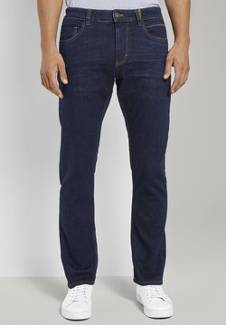 TOM TAILOR - Jeans Slim Fit - clean raw blue denim