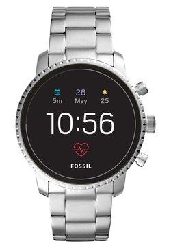 Fossil Smartwatches - EXPLORIST - Montres connectées - silver-coloured