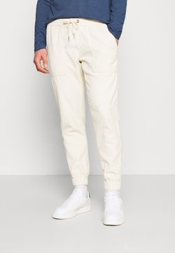 Redefined Rebel - JAZZ PANTS - Trousers - pristine