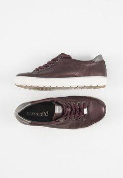 Caprice - Sneakersy niskie - purple