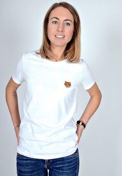 The Neighbourgoods - TIGER  - T-shirt print - weiß