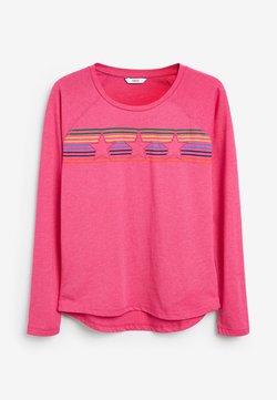 Next - RAGLAN  - Langarmshirt - pink